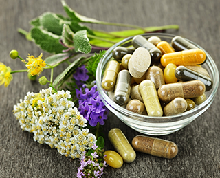 Natural Supplements for treatment use and comprehensive care.