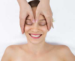 Facial rejuvenation treatment to prevent aging.